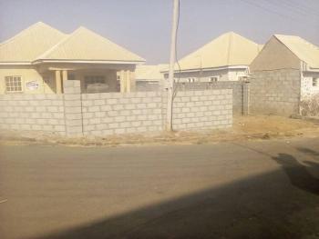 3 Bedroom Bungalow, Road 3, Police Estate, Kurudu, Abuja, Detached Bungalow for Rent