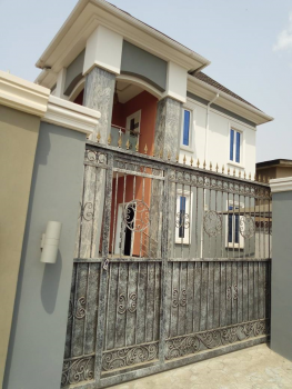 Brand New 4 Bedroom Detached Duplex with Room Bq, Abimbola Awoniyi Estate, Oko-oba, Agege, Lagos, Detached Duplex for Sale