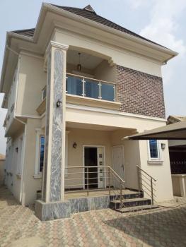 Brand  New 4 Bedroom Detached Duplex with a Room  Bq., Mapple Wood Estate, Oko-oba, Agege, Lagos, Detached Duplex for Sale