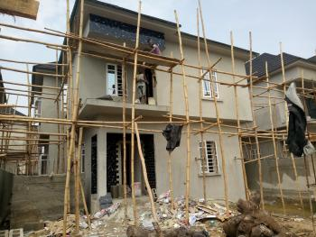 Ongoing 3 Bedroom Detached Duplex with Bq to Be Completed in 2 Weeks, Thomas Estate, Ajah, Lagos, Detached Duplex for Sale