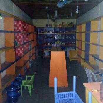Furnished Big Shop Suitable for Supermarket and Store, Off St Finbarrs College, Akoka, Yaba, Lagos, Shop for Rent