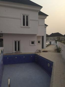 Unique 5 Bedroom Duplex with Swimming Pool and Servant Quarter(bq), Chevron Drive, Chevy View Estate, Lekki, Lagos, Detached Duplex for Sale