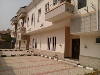 Luxury 3 Bedroom Terrace Duplex, Barksia Street Sangotedo, Sangotedo, Ajah, Lagos, Terraced Duplex for Sale