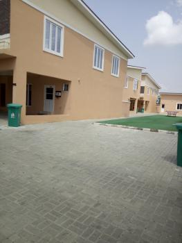 3 Bedroom Terrace Duplex, Chevy View Estate, Lekki, Lagos, Terraced Duplex for Rent