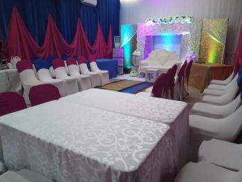 Hall for Your Various Occasions (parties, Reception, Etc), 7, Razak Balogun Street, Off Adebola Street, Adeniran Ogunsanya, Surulere, Lagos, Hall for Rent