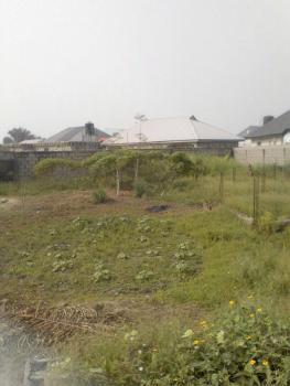 Prime Fenced Land, Elf Bus Stop, Lekki Expressway, Lekki, Lagos, Commercial Land for Rent