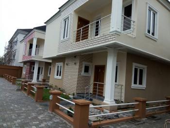 a Brand-new Luxury 4 Bedroom Duplex, Royal Paradigm Estate, Off Mobil Road, Lekki Phase 2, Lekki, Lagos, Semi-detached Duplex for Sale