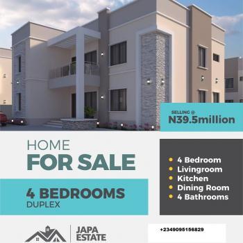 4 Bedroom Duplex, No. 7a, Aguiyi Ironsi Road, Close to Army Estate, Kurudu, Abuja, Detached Duplex for Sale