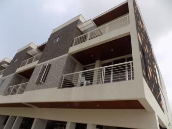 Luxury 6 Units of 4 Bedroom Terrace Duplex, Ikate Elegushi, Lekki, Lagos, Terraced Duplex for Rent