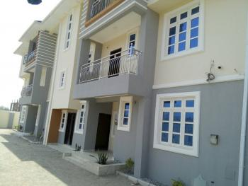 Brand New & Exquisitely Finished Serviced 2 Bedrooms Apartment, By Abc Cargo, Near Next Mall, Jahi, Abuja, Flat for Rent