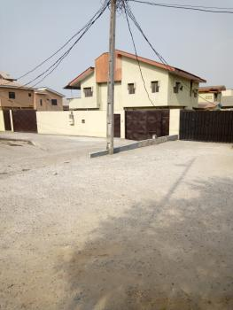 2-wings of 4-bedroom Detached Duplexes on 705sqm2, Directly on The Jubilee-cmd Road, Parallel to Lagos-ibadan Highway, Magodo Phase 2 Gra, Opposite Alausa Secretariat, Gra, Magodo, Lagos, Detached Duplex for Sale