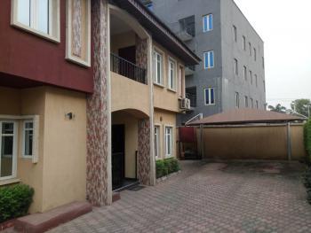 Spacious 4 Bedroom Duplex + Bq to Let in Alausa, Off Secretariat Road, Alausa, Ikeja, Lagos, Semi-detached Bungalow for Rent