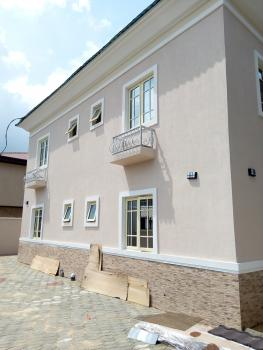 Newly Built 4 Units of 3 Bedroom Flats and a Unit of 2 Bedroom Bungalow All Together in Compound, Sangotedo, Ajah, Lagos, Block of Flats for Sale