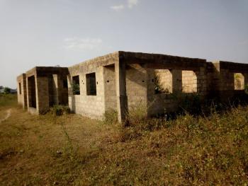 an Uncompleted 3 Bedroom Flat, Tanke Oke Odo, Ilorin South, Kwara, Semi-detached Bungalow for Sale
