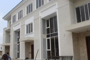 Newly Built 2 Units of 4 Bedroom Town Houses and a 4 Bedroom Pent House with 1 Room Servant Quarters Attached to Each, Banana Island, Ikoyi, Lagos, Terraced Duplex for Rent