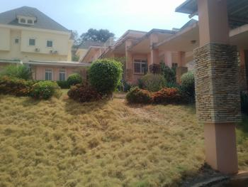 Four (4) Bedroom Detach House with Two (2) Bedroom Guest Chalet and Three (3) Rooms Boys Quarter, Missouri Street, Off Colorado, Maitama District, Abuja, Detached Duplex for Rent