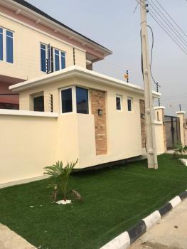 4 Bedroom Semi Detached Duplex + Bq, Gate 2, Ikota Villa Estate, Lekki, Lagos, Semi-detached Duplex for Rent