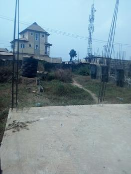 Land with a Structure on a It, Good for Commercial Purpose Such As Schools Hotel  Hospital Resident, Ekoro, Abule Egba, Agege, Lagos, Mixed-use Land for Sale