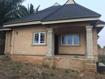 90% Brand New 3 Bedroom Bungalow, Benin, Oredo, Edo, Detached Bungalow for Sale