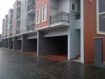 Lovely 3 Bedroom Terrace Duplex Plus 1 Maids Room with Swimming Pool, Kings Court, By Church Street, Opebi, Ikeja, Lagos, Terraced Duplex for Sale