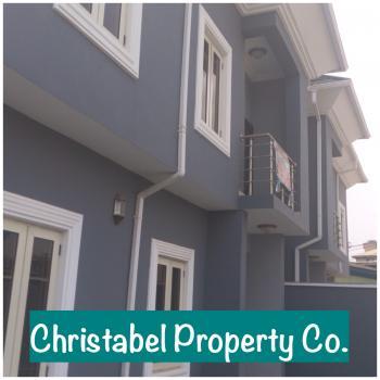 Semi-detached 4 Bedroom Duplex @ Magodo Shangisha Ikeja Lagos, Association Avenue, Gra, Magodo, Lagos, Semi-detached Duplex for Sale