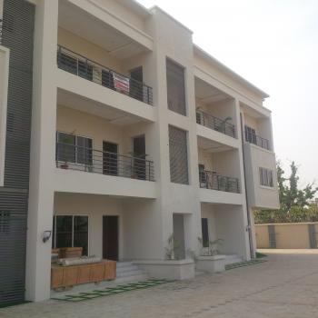 Lavishly Finished & Exquisitely Built 6 Units, 3 Bedrooms Serviced Apartments, By Gilmore Yard, Opposite Diplomatic Zone, Jahi, Abuja, Flat for Rent