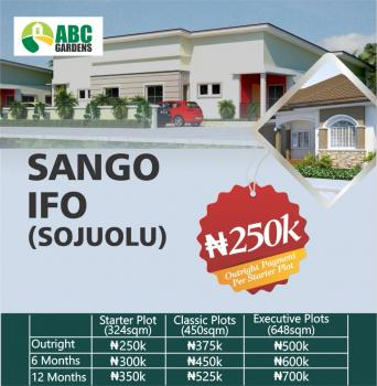 Abc Gardens Estate, Sojuolu, Ifo, Ogun, Mixed-use Land for Sale