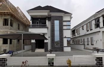 Tastefully Finished 5 Bedroom Luxury Duplex with a Staff Quarter, Lekki County Homes, Mega Mound Estate, Lekki, Lagos, Detached Duplex for Sale