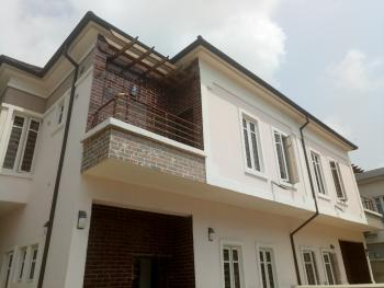 Brand New Well Finished  Serviced 4 Bedroom Semi Detached  Duplex with Fitted Kitchen and Bq, Ikota Villa Estate, Lekki, Lagos, Semi-detached Duplex for Sale