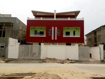 Brand New 4 Bedroom Duplex with Bq, Atlantic View Estate, Alpha Beach, Agungi, Lekki, Lagos, Detached Duplex for Sale
