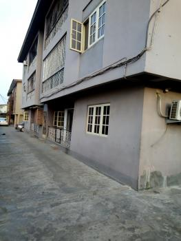 a Lovely Bigger 3br Flat @ Jibown By Morocco Yaba Lagos, By Yabatech, Jibowu, Yaba, Lagos, Flat for Rent