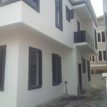 New and Exquisitely Finished Super Luxury 5 Bedroom with Bq, Chevy View Estate, Lekki, Lagos, Detached Duplex for Sale