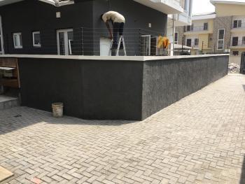 Beautiful 4 Bedroom Semi Detached Duplex with Bq, Lekki, Lagos, Semi-detached Duplex for Sale