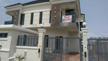 Newly Built Four Bedroom Semi Detached House with Bq, Lekki, Lagos, Semi-detached Duplex for Rent