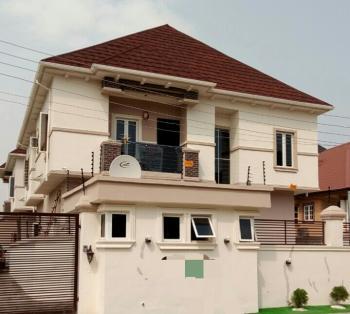 Brand New 5 Bedroom En Suite Fully Detached Duplex with Bq, Chevy View Estate, Lekki, Lagos, Detached Duplex for Sale