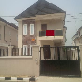 New and Exquisitely Finished Super Luxury 5 Bedroom with Bq, Lekki Expressway, Lekki, Lagos, Detached Duplex for Sale
