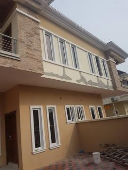 Brand New 4 Bedroom Semi Detached Duplex with a Room Bq, Southern View Estate, Chevy View Estate, Lekki, Lagos, Semi-detached Duplex for Sale
