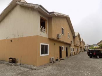 Luxury 3 Bedroom Terrace, Ikate Elegushi, Lekki, Lagos, Terraced Duplex for Rent