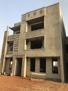 Hot and Still Selling Best Deal 5 Bedrooms Terrace Duplex with Bq Comes with Club House, Gym and Gen, Katampe Extension, Katampe, Abuja, Terraced Duplex for Sale