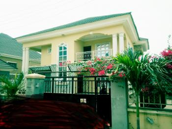 Luxury 4 Bedroom Duplex + Ac, Via 69 Road Axis, Gwarinpa, Abuja, Detached Duplex for Rent
