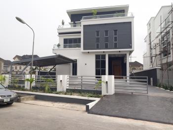 Exquisite and Tastefully Finished 5 Bedroom Mansion, Arcadia Groove, Osapa, Lekki, Lagos, Detached Duplex for Sale