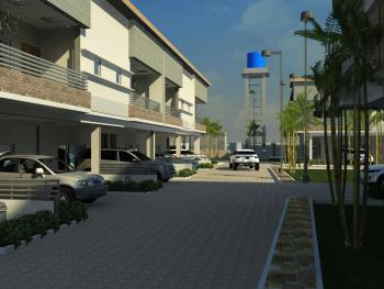 Exquisite and Luxury 3 Bedroom Terrace with Bq, Peninsula Garden Estate, Ajah, Lagos, Terraced Duplex for Sale