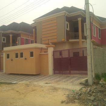 Tastefully Finished Super Luxury 4 Bedroom with Bq, Ologolo, Lekki, Lagos, Semi-detached Duplex for Rent