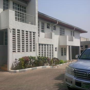 Exclusively Built, Luxury & Fully Serviced 4 Bedroom Terrace Duplex with Bq, Off Ibb Boulevard Way, Maitama District, Abuja, Terraced Duplex for Rent