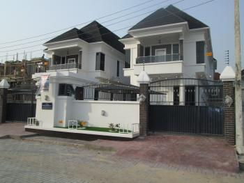 Luxury Finished 5 Bedroom Fully Detached Duplex with Boys Quarters, Osapa, Lekki, Lagos, Detached Duplex for Rent
