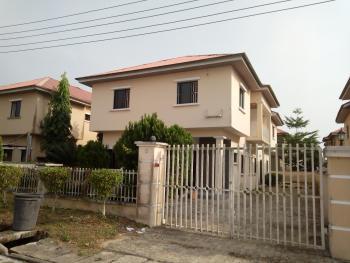 4 Bedroom Detached House + Bq, Nile Road, Crown Estate, Ajah, Lagos, Detached Duplex for Sale