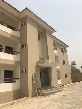 Letting Now New 2 Bedroom Block of Flat with 3 Toilets and Very Big Rooms, Jahi, Abuja, Flat for Rent