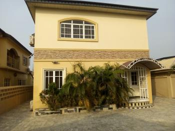 Fully Detached Luxury Duplex Private Compound, S Forte, Thomas Estate, Ajah, Lagos, Detached Duplex for Rent