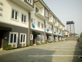 Brand New 4 Bedroom Serviced Terrace Duplex, Ikate Elegushi, Lekki, Lagos, Terraced Duplex for Sale