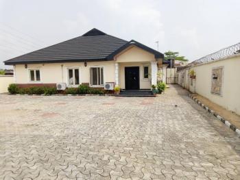4 Bedroom Bungalow, Marshy Hill Estate, Akins, Ado, Ajah, Lagos, Detached Bungalow for Rent
